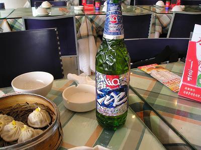 レストラン 桂林人 ビール